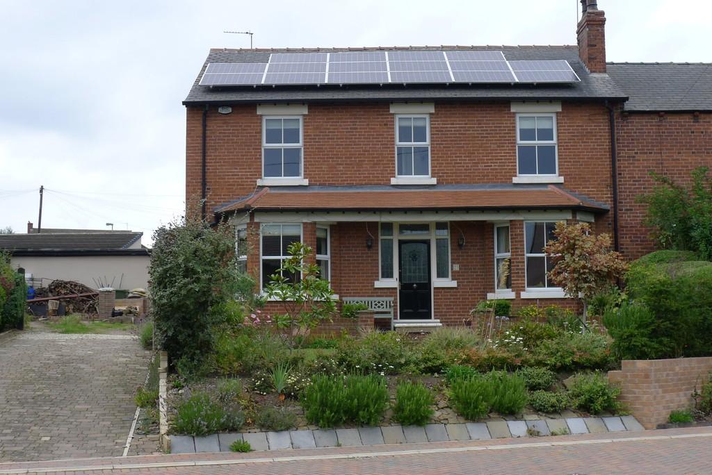 4 Bedrooms End Of Terrace House for sale in Binks Street, Wakefield