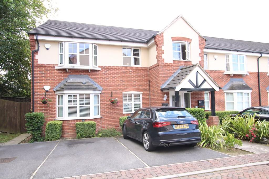2 Bedrooms Apartment Flat for sale in Bishop's Croft, Sandal