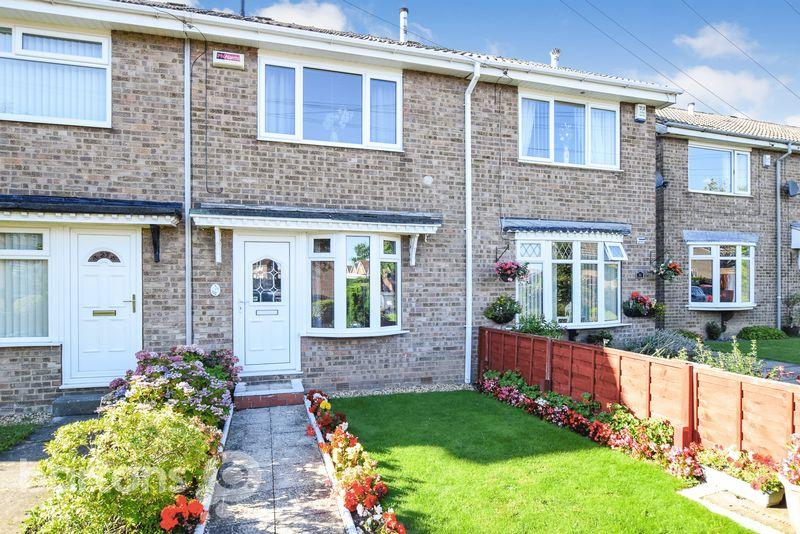 2 Bedrooms Terraced House for sale in Magna Close, Flanderwell