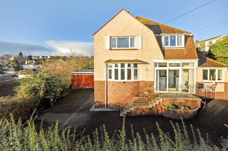 4 Bedrooms Detached House for sale in Shorton Road, Paignton