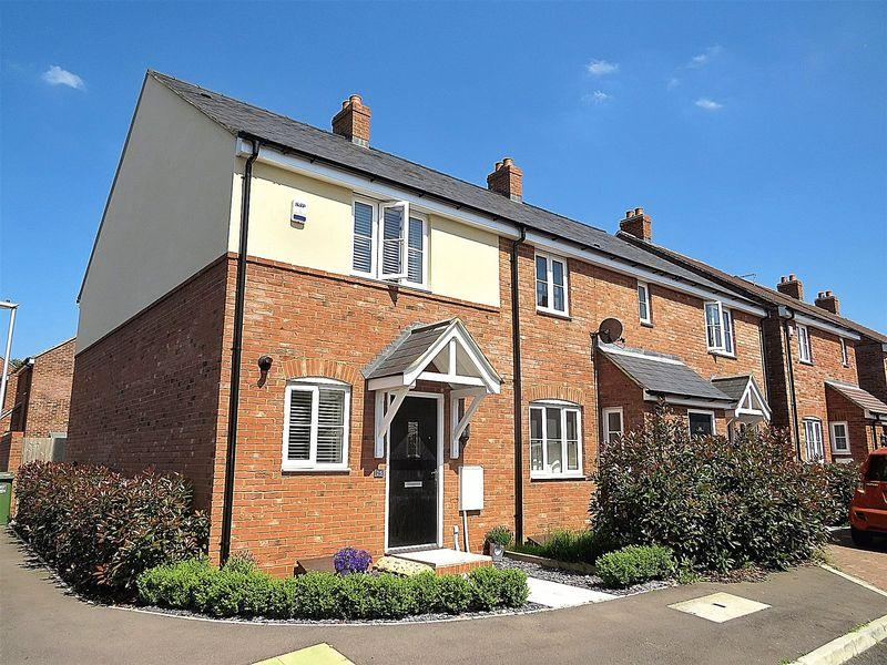 2 Bedrooms End Of Terrace House for sale in Clifford Close, Leighton Buzzard