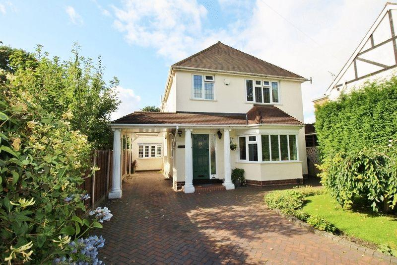 3 Bedrooms Detached House for sale in Church Road, Short Heath, Willenhall