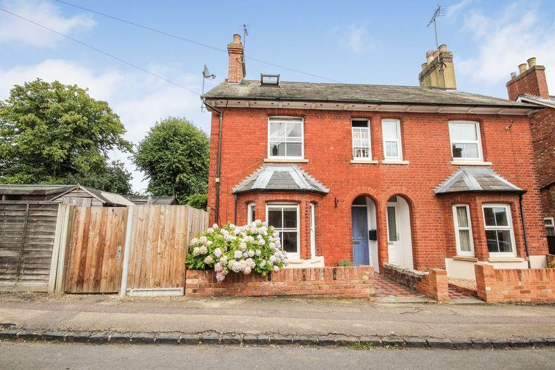 3 Bedrooms Semi Detached House for sale in Arthur Street, Ampthill