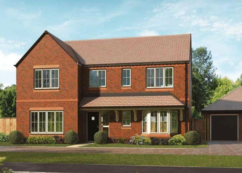 4 Bedrooms Detached House for sale in Plot 53, The Osmore, Oakwood Gate, Bampton