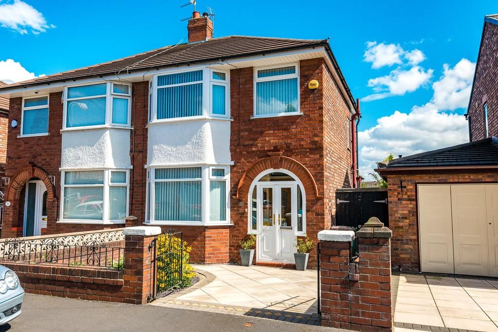 3 Bedrooms Semi Detached House for sale in Norfolk Road, Toll Bar, St Helens