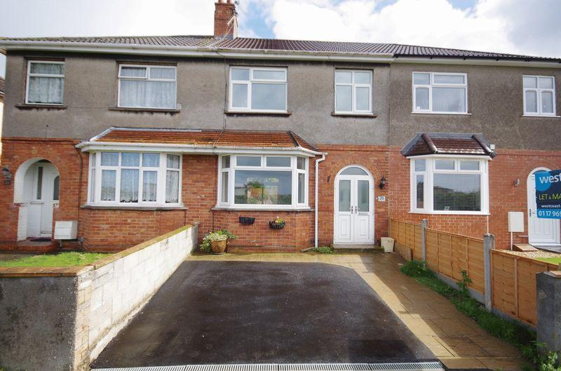 3 Bedrooms Terraced House for rent in Northwick Road, Southmead, Bristol