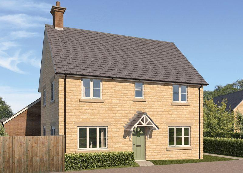 4 Bedrooms Detached House for sale in Plot 28, The Otley, Monks Walk, Marcham