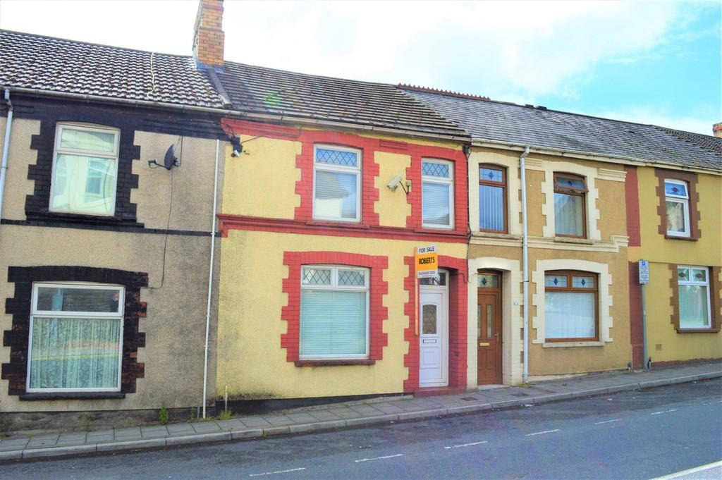 3 Bedrooms Terraced House for sale in Commercial Street, Aberbargoed