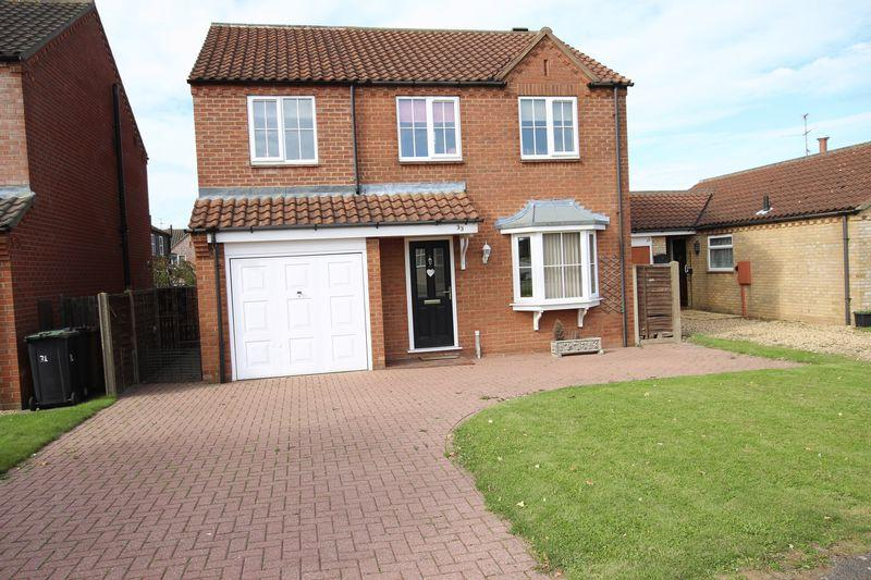5 Bedrooms Detached House for sale in Winton Road, Navenby, Lincoln