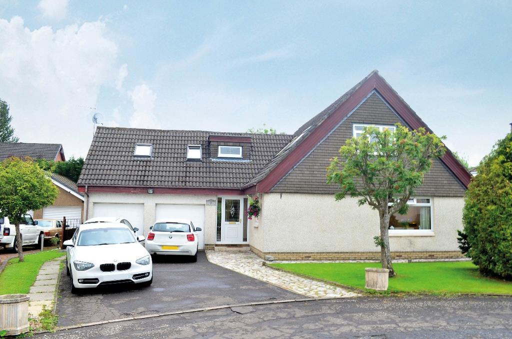 4 Bedrooms Detached House for sale in Carnoustie Court, Bothwell, South Lanarkshire, G71 8UB