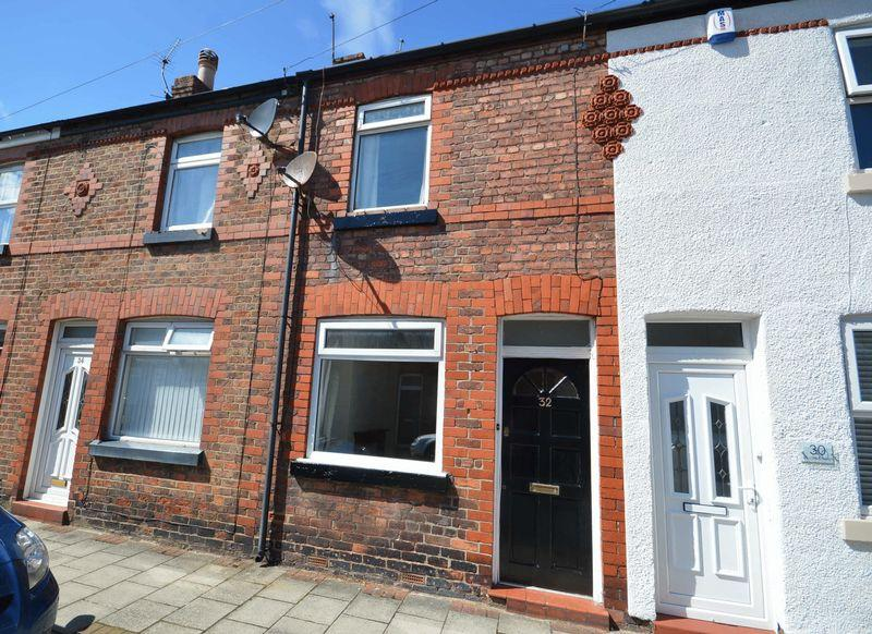 2 Bedrooms Terraced House for sale in Rudd Street, Hoylake