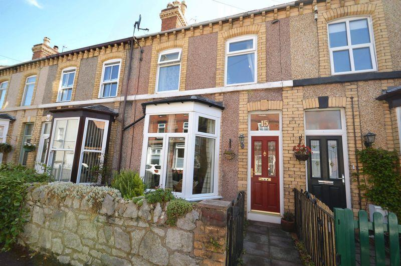 3 Bedrooms Terraced House for sale in Deva Road, West kirby