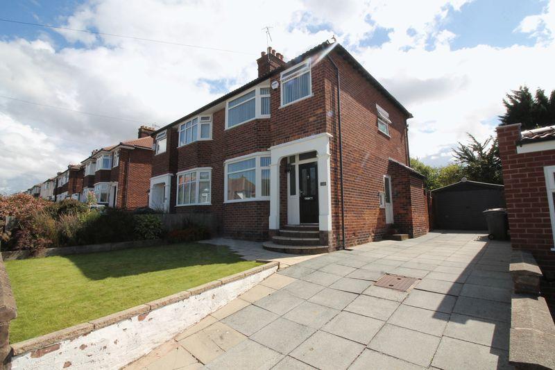 3 Bedrooms Semi Detached House for sale in Waterpark Road, Prenton