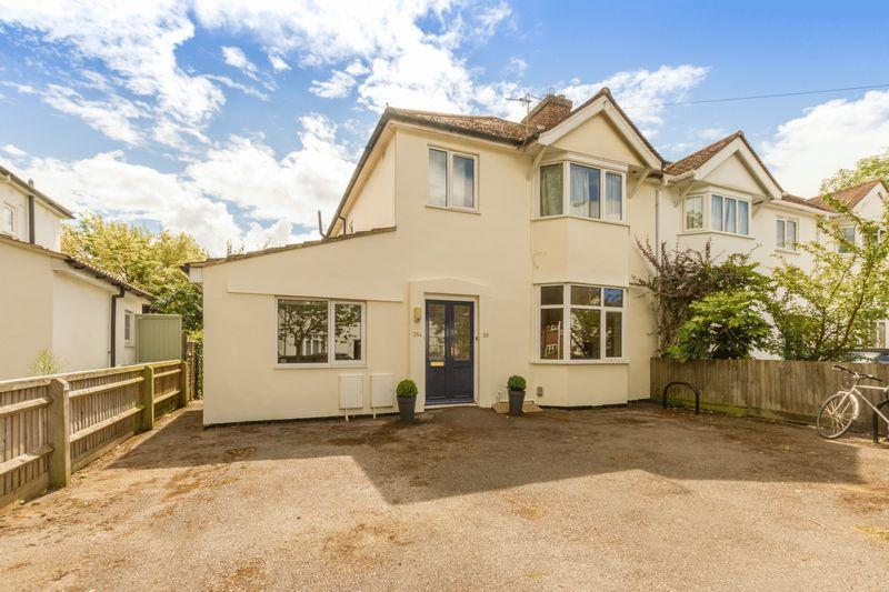 4 Bedrooms Semi Detached House for sale in Carlton Road, Oxford