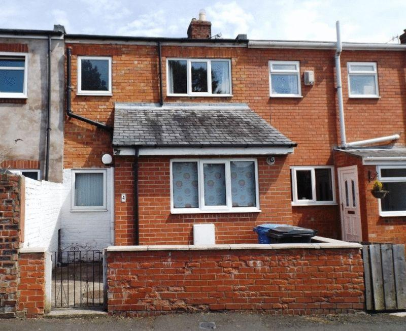 2 Bedrooms Terraced House for sale in Crawford Terrace, Morpeth