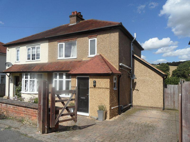 3 Bedrooms Semi Detached House for sale in Piddington - three bedroom semi detached house
