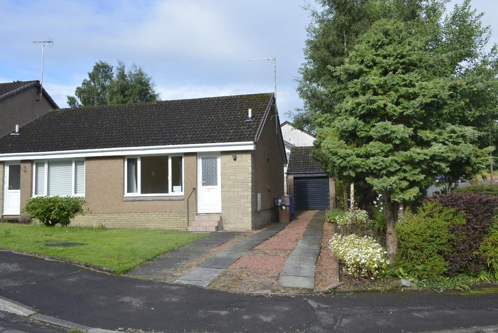 1 Bedroom Semi Detached House for sale in Buchan Drive, Dunblane, Stirling, FK15 9HW