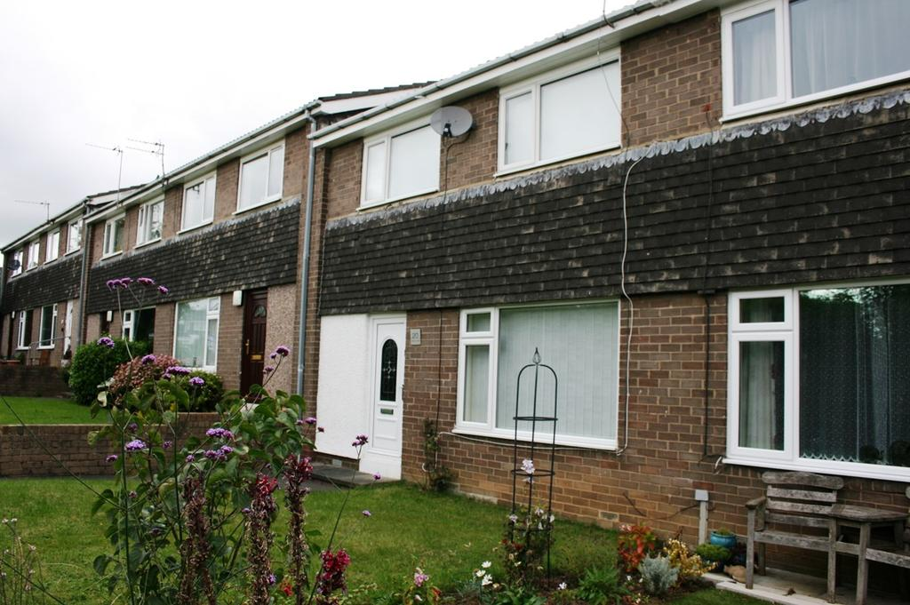 2 Bedrooms Terraced House for sale in Twizell Place, Ponteland, Newcastle upon Tyne, NE20