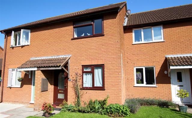 2 Bedrooms Terraced House for sale in Kirk Drive, Westonzoyland, Bridgwater