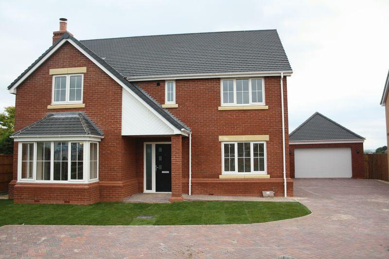 5 Bedrooms Detached House for sale in Blacksmiths Lane, Cropthorne