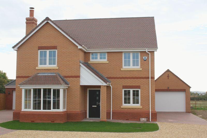 4 Bedrooms Detached House for sale in Blacksmiths Lane, Cropthorne