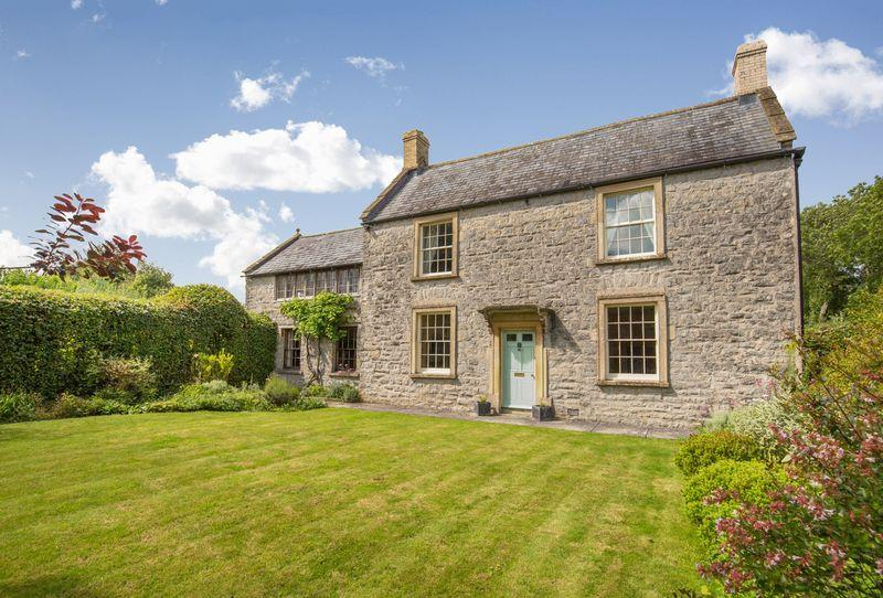 3 Bedrooms Detached House for sale in Ditcheat, near Castle Cary