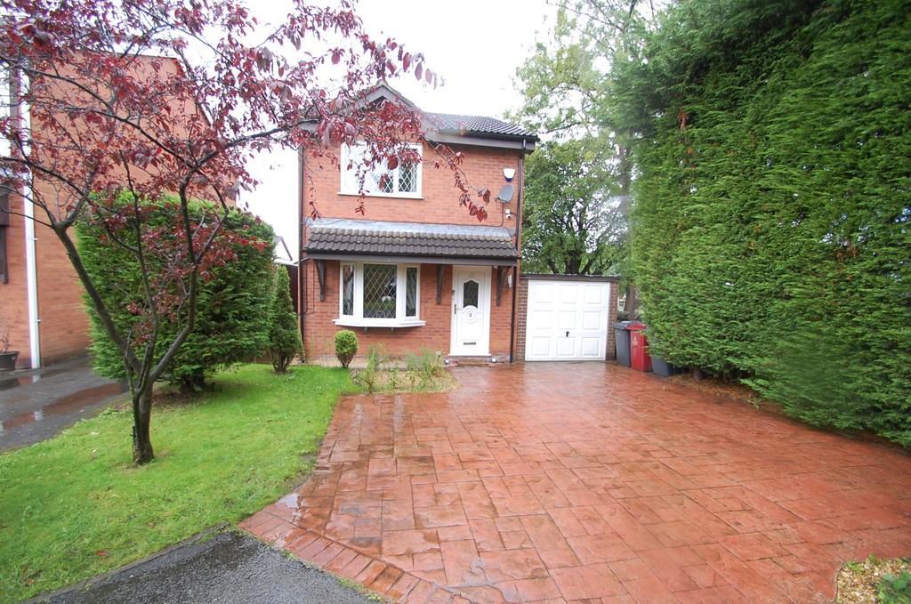 3 Bedrooms Detached House for sale in Highbank, Roe Lee, Blackburn
