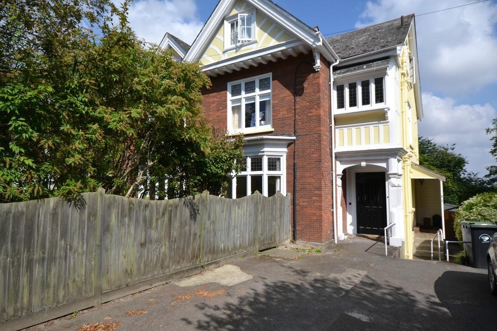 2 Bedrooms Apartment Flat for sale in Mount Pleasant Road, Saffron Walden