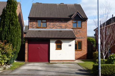 3 bedroom detached house to rent - Hall Drive, Alsager
