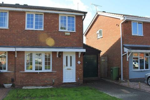 2 bedroom semi-detached house to rent - Weaver Drive, Stafford, Staffordshire, ST17 9DD