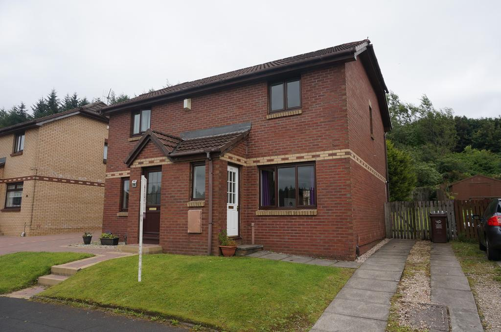 3 Bedrooms Semi Detached House for sale in Whitelees Road, Cumbernauld G67