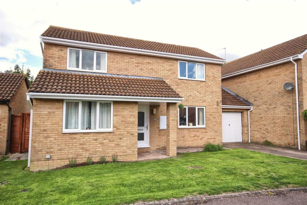 3 Bedrooms Link Detached House for sale in Timperley Way, Up Hatherley, Cheltenham, GL51
