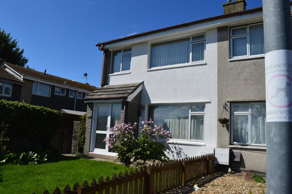 3 Bedrooms End Of Terrace House for sale in Eagleswell Road, Llantwit Major, Vale of Glamorgan CF61