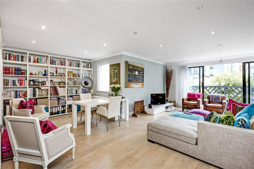 4 Bedrooms House for sale in Anhalt Road, London, SW11