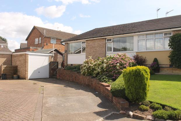 3 Bedrooms Bungalow for sale in Geddington Close, Wigston Meadows, Leicester, LE18