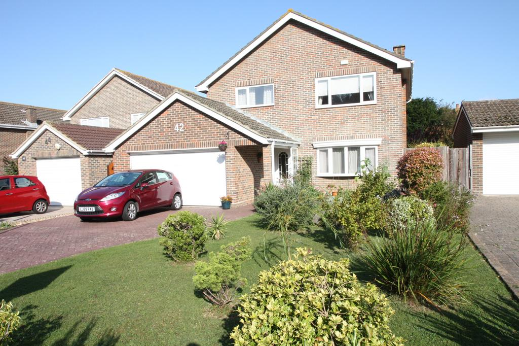 4 Bedrooms Detached House for sale in Fort Road, Alverstoke, Gosport PO12