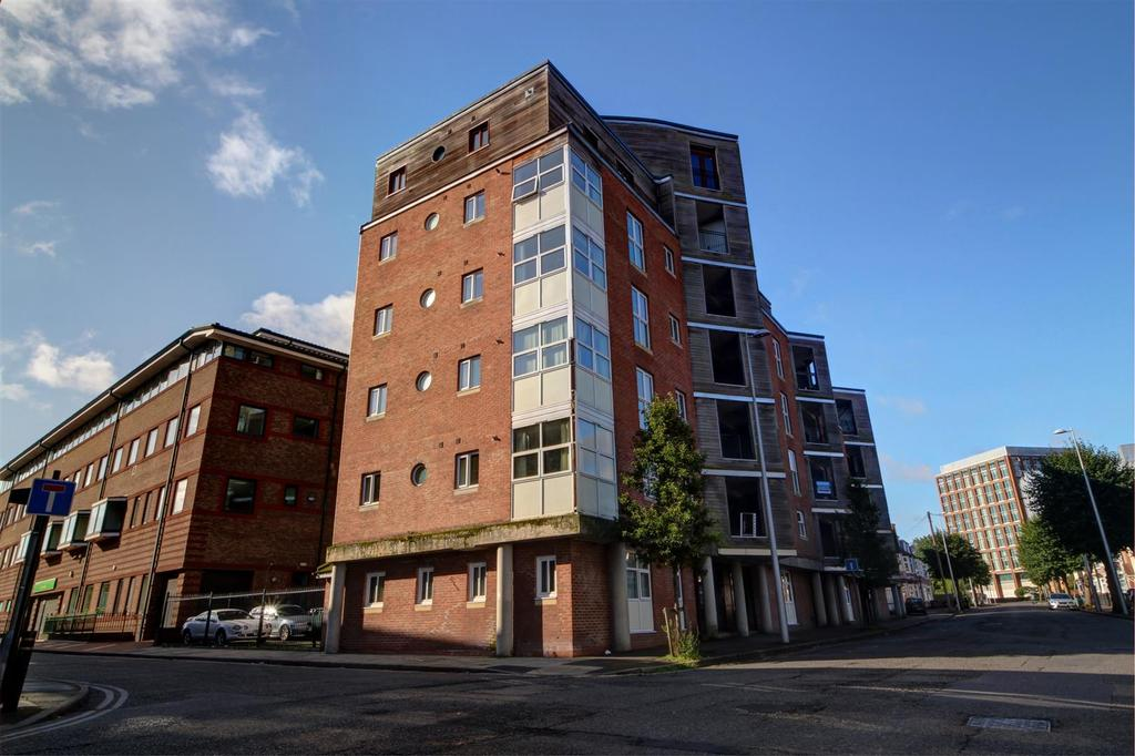 2 Bedrooms Apartment Flat for sale in Meridian Point, Friars Road, City Centre, Coventry