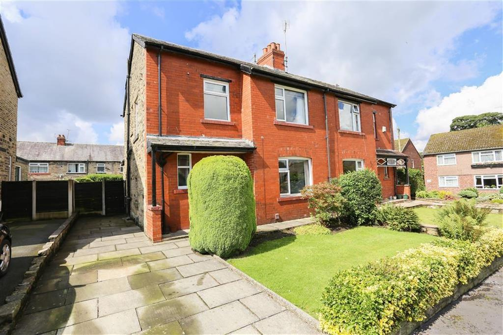 3 Bedrooms Semi Detached House for sale in Belmont Drive, Marple Bridge, Cheshire