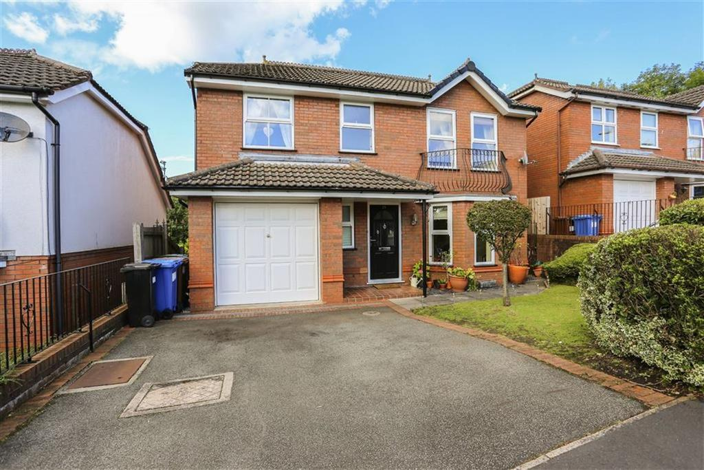4 Bedrooms Detached House for sale in Bonington Rise, Marple Bridge, Cheshire