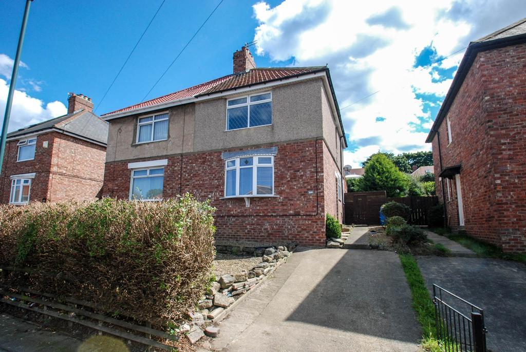 3 Bedrooms Semi Detached House for sale in Oak Avenue, South Shields
