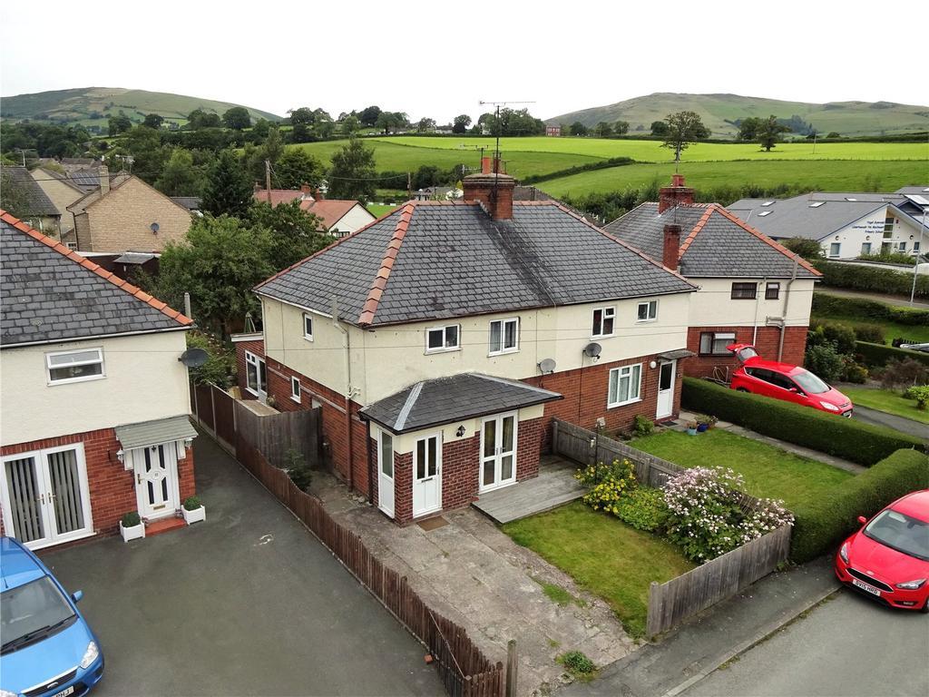 3 Bedrooms House for sale in Maes Morgan, Llanrhaeadr Ym Mochnant, Oswestry, Powys