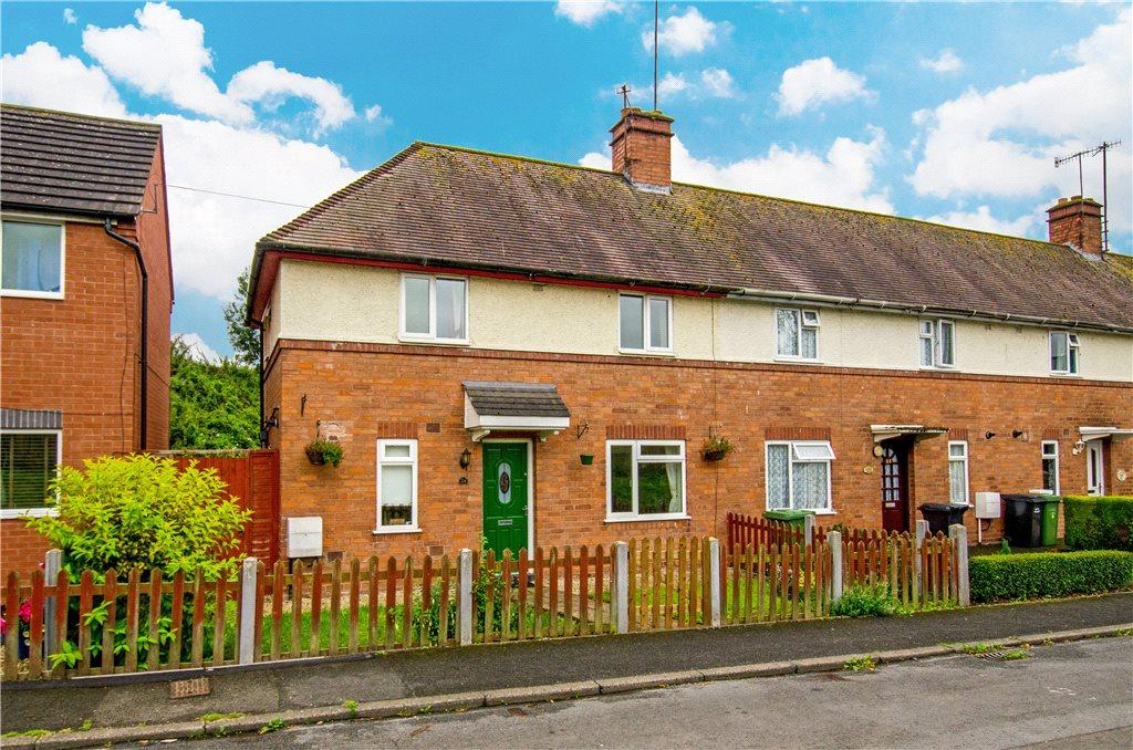 3 Bedrooms End Of Terrace House for sale in Vines Lane, Droitwich, Worcestershire, WR9