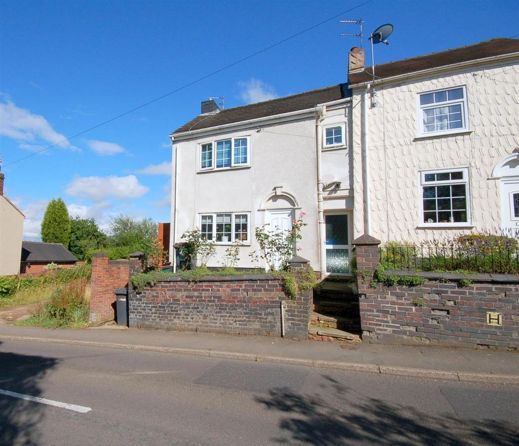 3 Bedrooms Semi Detached House for sale in Coalpit Hill, Talke