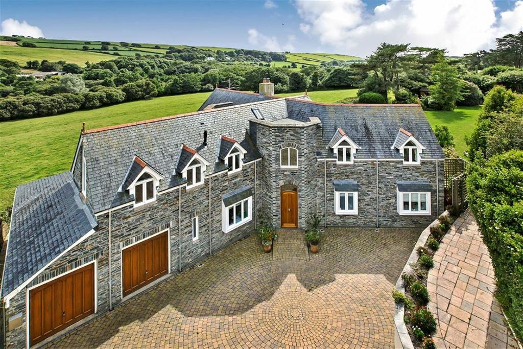 4 Bedrooms Detached House for sale in South Milton, South Milton, Kingsbridge, Devon, TQ7