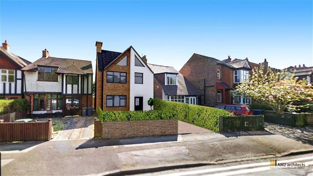 5 Bedrooms Detached House for sale in Albert Road, West Bridgford