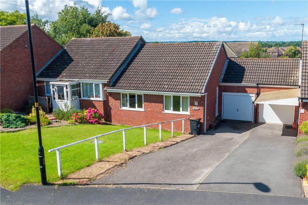 2 Bedrooms Bungalow for sale in Moorside Dale, Ripon, North Yorkshire