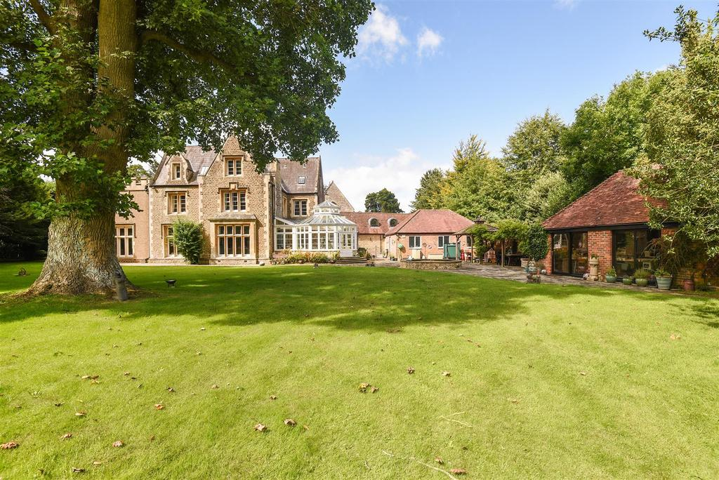 5 Bedrooms Detached House for sale in Fyfield, Abingdon