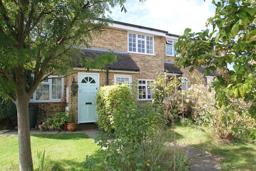 2 Bedrooms Terraced House for sale in Redbank, Leybourne, West Malling