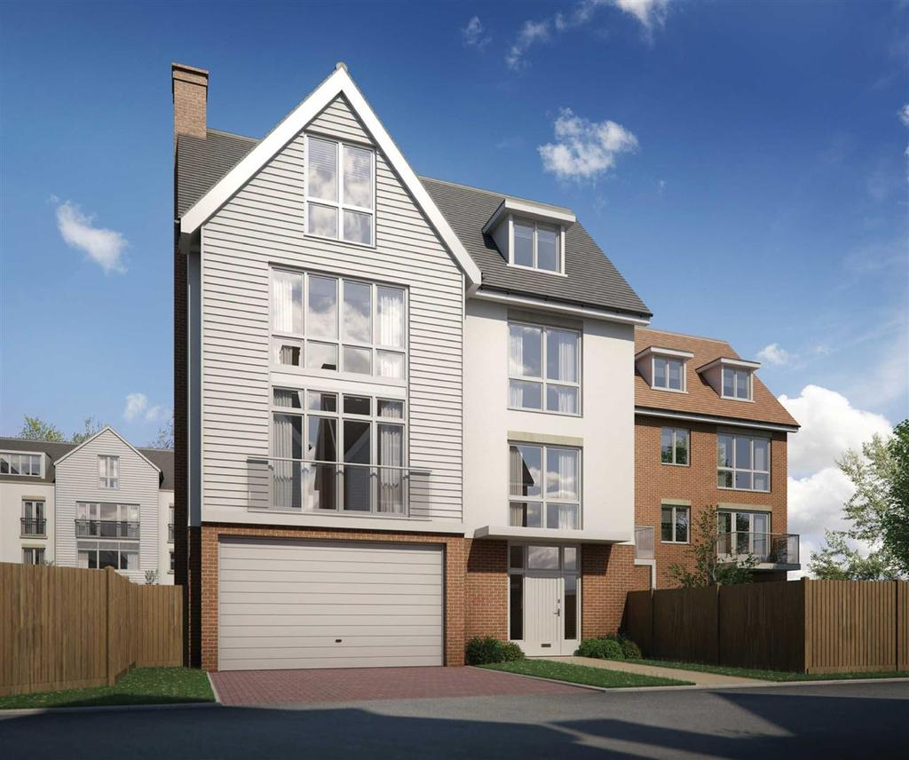 4 Bedrooms Detached House for sale in Rememberance Avenue, Burnham-on-Crouch