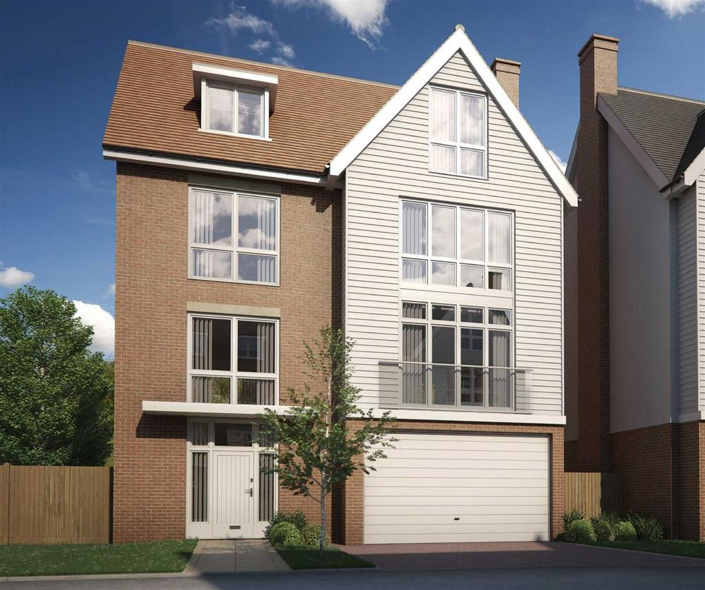 4 Bedrooms Town House for sale in Plot 12 Burnham Shores, Rememberance Avenue, Burnham-on-Crouch